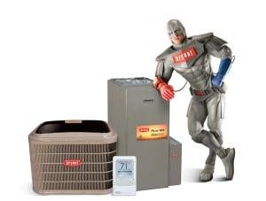 SD ATLAS HVAC is an authorized Bryant dealer