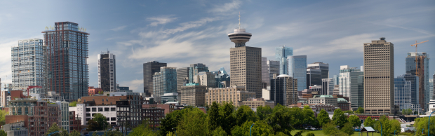 Vancouver Panorama -- SD ATLAS is pleased to serve the Greater Vancouver area for all its HVAC needs