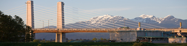 Picture of Golden Ears Bridge -- SD ATLAS HVAC Serves Vancouver and the Lower Mainland