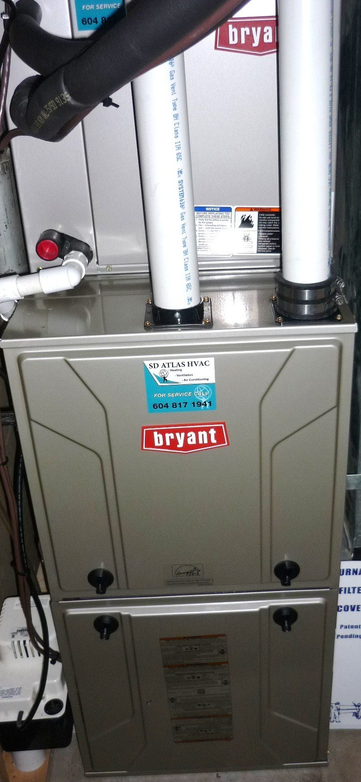 Fraser Valley Residential Furnace Product Update Hvac